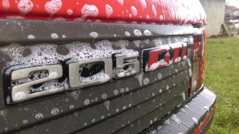 Rénovation carrosserie 205 gti vallelunga Imag1315