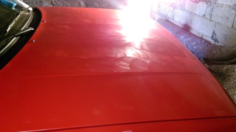 Rénovation carrosserie 205 gti vallelunga Imag1318