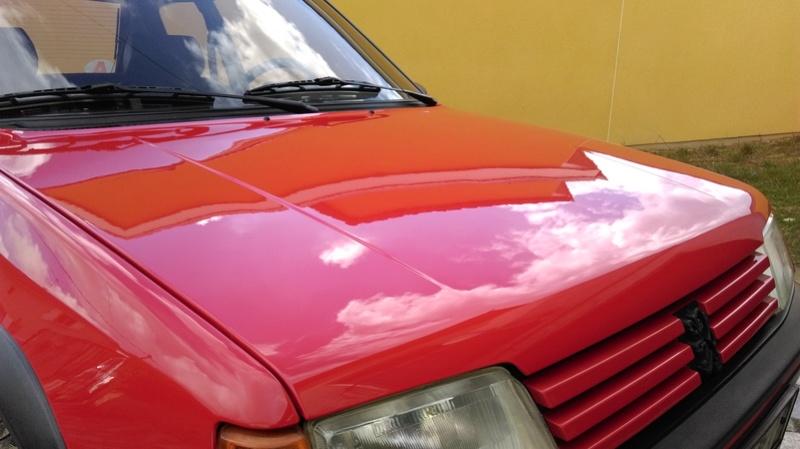 Rénovation carrosserie 205 gti vallelunga Imag1320