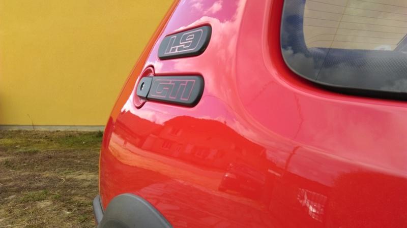 Rénovation carrosserie 205 gti vallelunga Imag1322