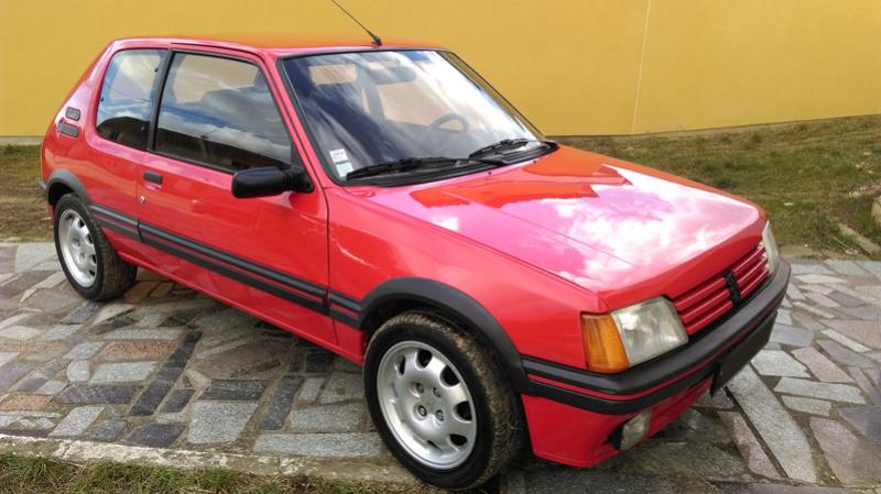 Rénovation carrosserie 205 gti vallelunga Imag1323