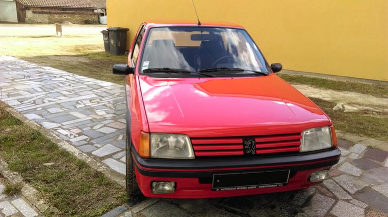 Rénovation carrosserie 205 gti vallelunga Imag1325