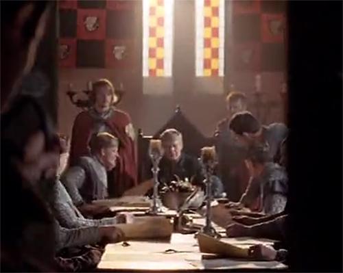 02.12.1253. Сталь и огонь. Малый Совет короля.  Ie_aez10