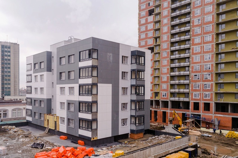 Завершение основных работ на малоэтажке (корпуса 6-8) - Страница 4 110