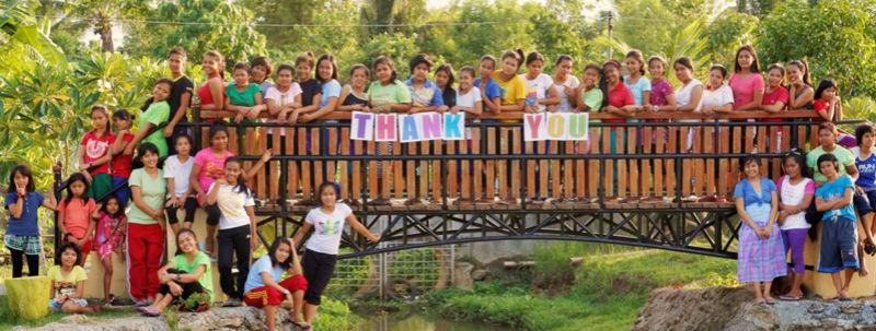 Anniversaire de CAMELEON aux Philippines