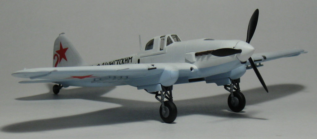 Ил-2  1/72 ТОКО Img_0643