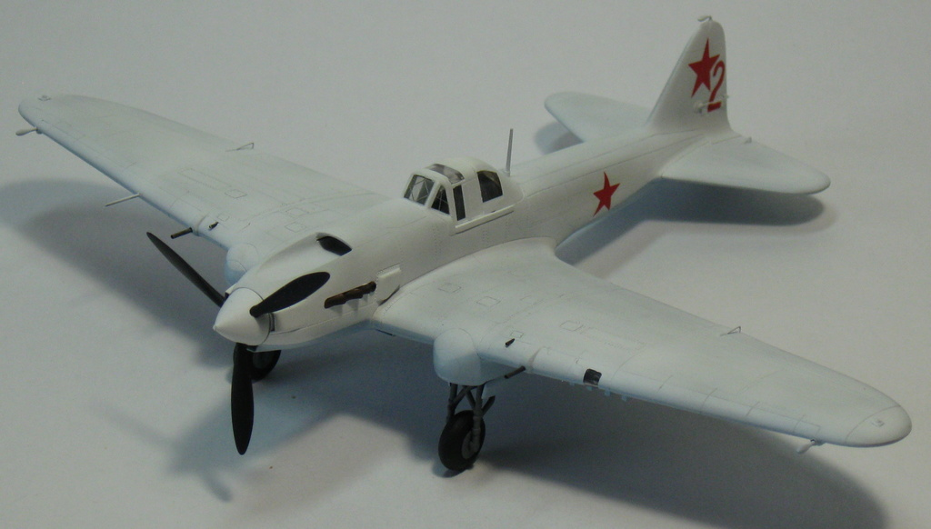 Ил-2  1/72 ТОКО Img_0645
