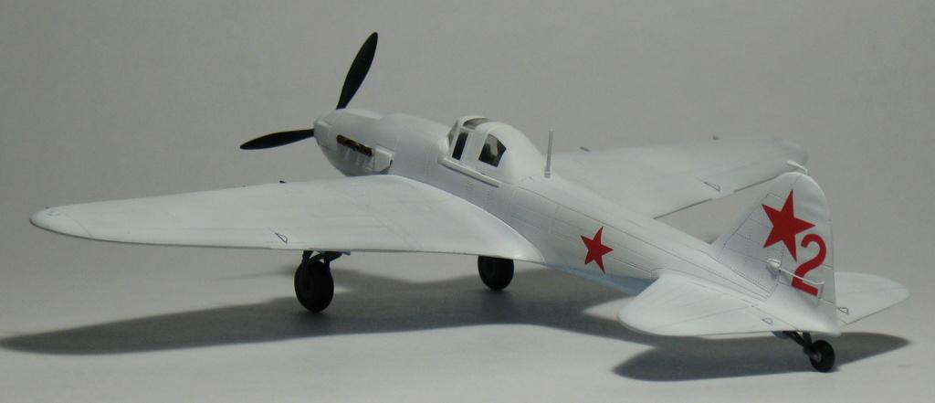 Ил-2  1/72 ТОКО Img_0649