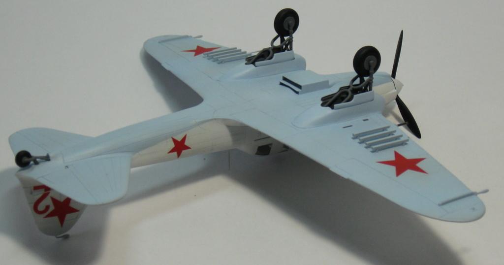 Ил-2  1/72 ТОКО Img_0653