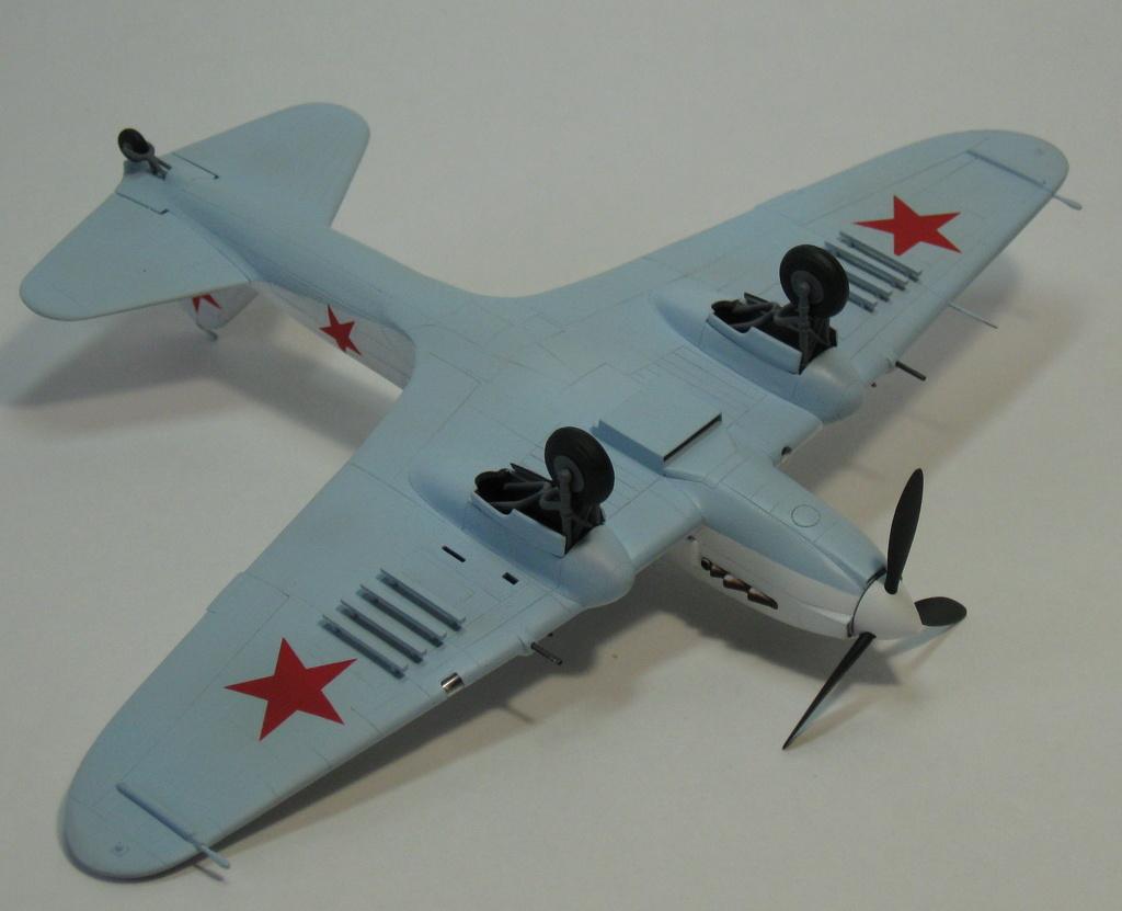 Ил-2  1/72 ТОКО Img_0654