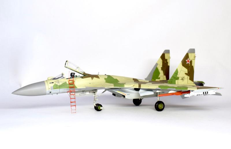 Су-35, 1:72 Звезда Dsc_2830