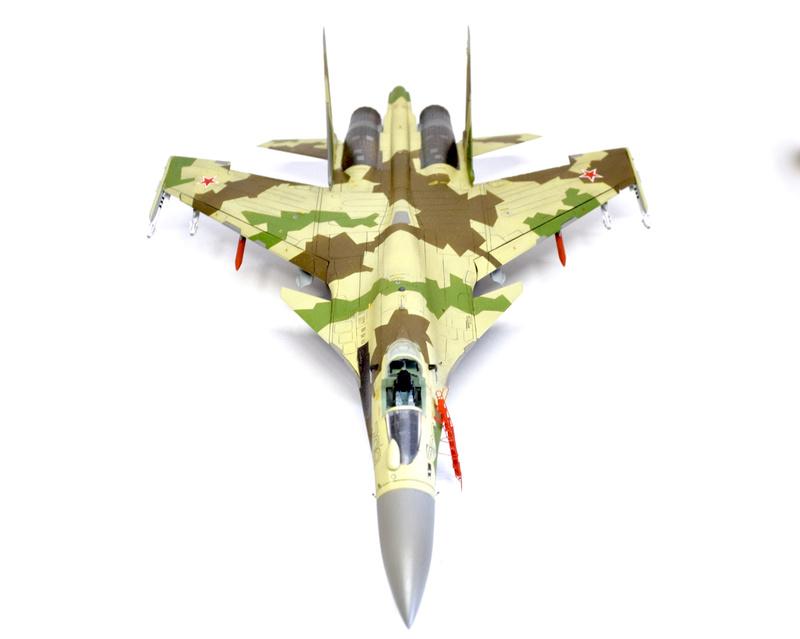 Су-35, 1:72 Звезда Dsc_2836