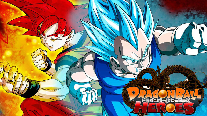 DBZ Heroes 2D Online Dragon10