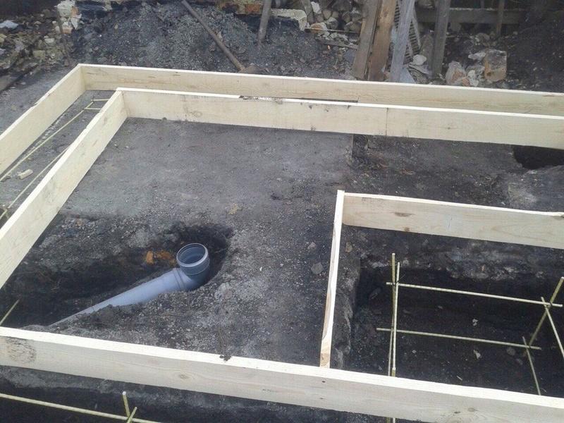 Строим баню. 211