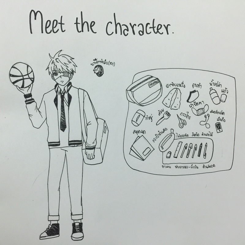 Lesson 54 : Meet the character Img_2810