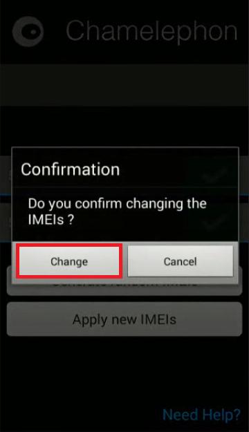Reparar y/o cambiar F4 en EQUIPOS MTK con (Apk Chamelephon) Recupe15