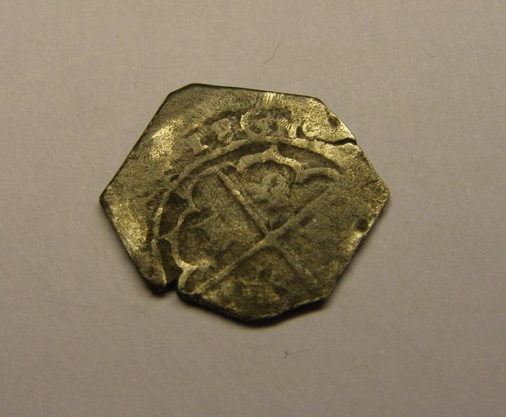 un real macuquino Felipe 8 (II-III) peninsular ceca de (?) P1010015