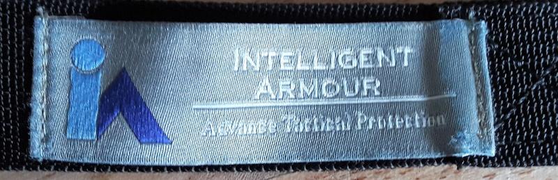 """[Intelligent Armour] Ceinture de combat Légère 1"""" 20170310"""