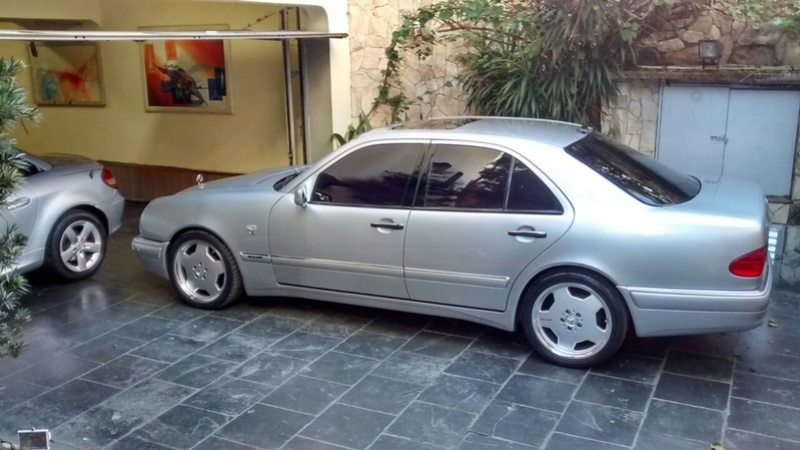 W210 E55 AMG 1999 blindada - R$64.900,00 - Vendido Img-2014
