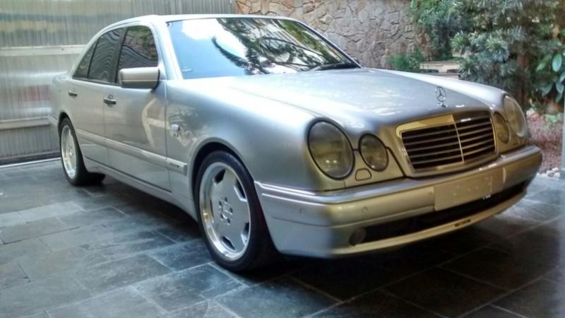 W210 E55 AMG 1999 blindada - R$64.900,00 - Vendido Img-2016