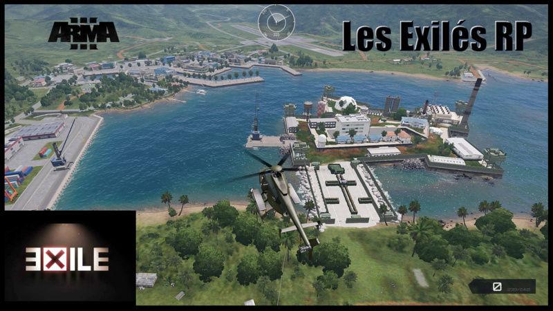 Les Exilés RP