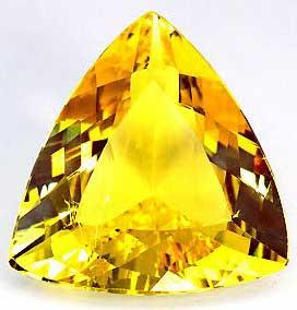 Золотой берилл (Гелиодор)  Beryl-10