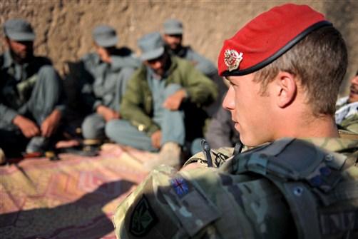 Royal Military Police 16x-2010