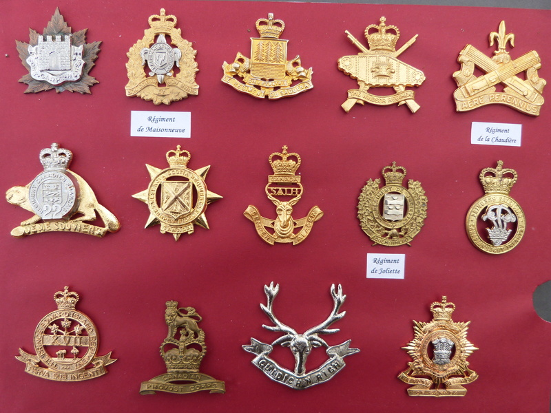 collections d'insignes du Commonwealth P1140824
