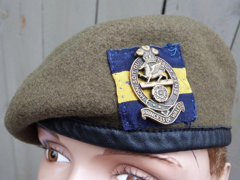 régiments d'infanterie anglais et gallois P1150427
