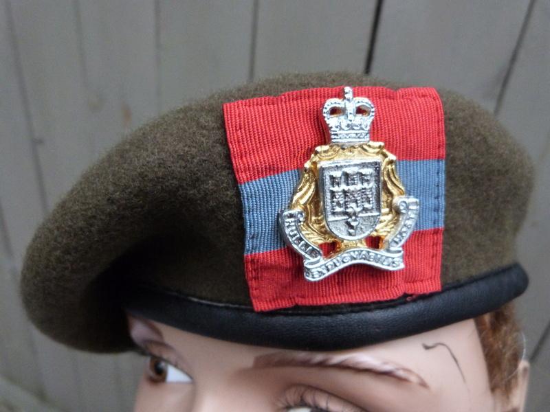 régiments d'infanterie anglais et gallois P1150432