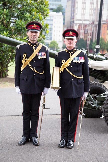 La Honourable Artillery Company Pic-211