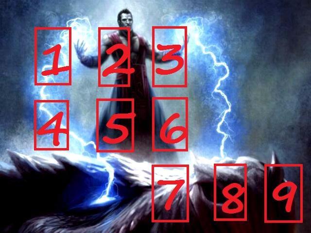 Магические расклады E15