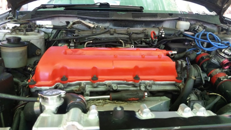 Replace rocker arms and cams or? 20170410