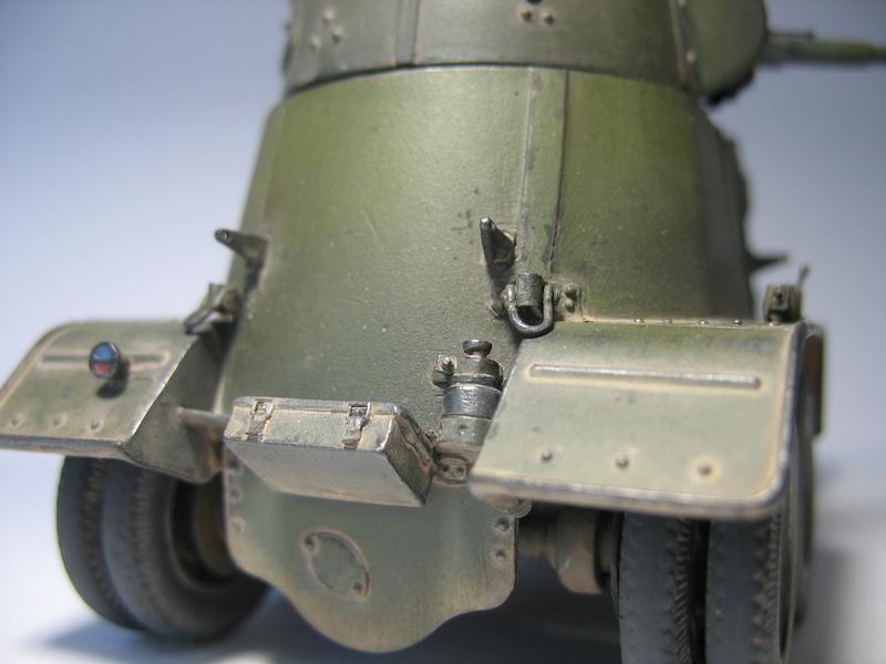 БА-10А от Звезды 1/35 1410