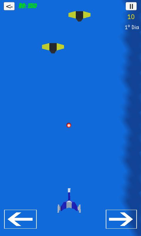 ATUALIZAÇÃO - Joguem meu jogo [Aircraft - Space Guardian] Please !! Screen15