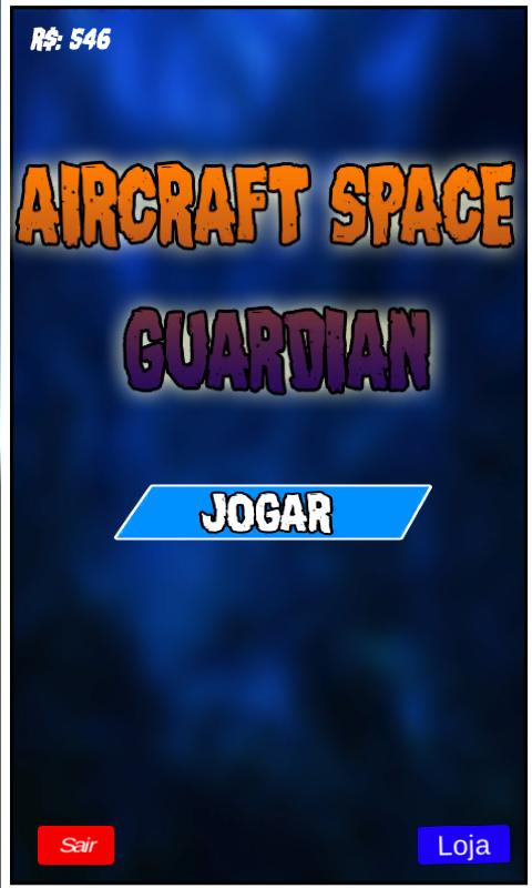 ATUALIZAÇÃO - Joguem meu jogo [Aircraft - Space Guardian] Please !! Screen16