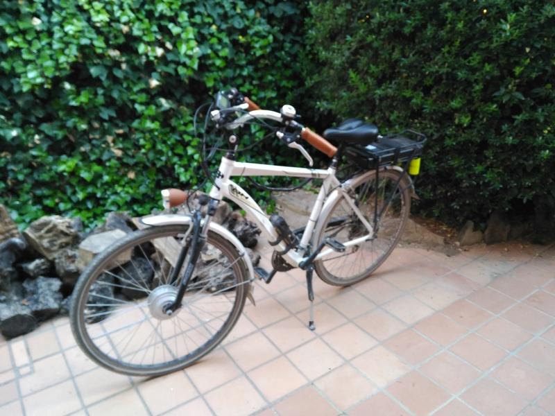Desde Asturias soñando con las bicis eléctricas Bh210
