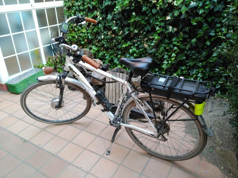 Desde Asturias soñando con las bicis eléctricas Bh510