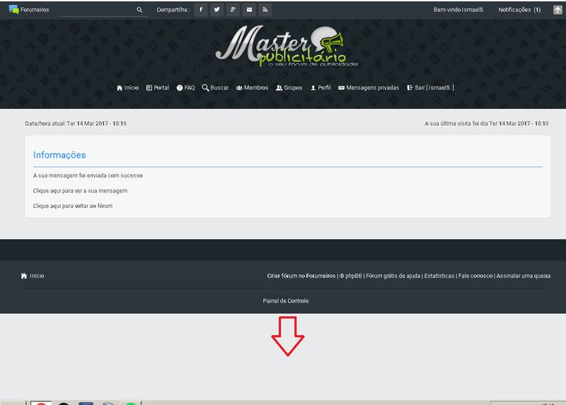 ModernBB - Conheça a nova versão de fórum dos fóruns Forumeiros B210