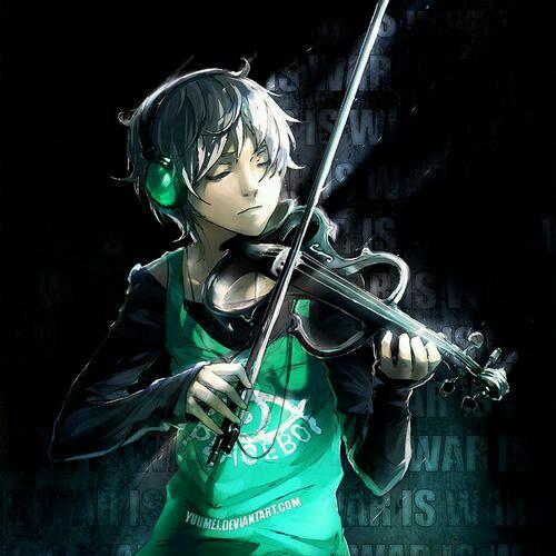 Neal - Un violinista sin pasado C3ade410