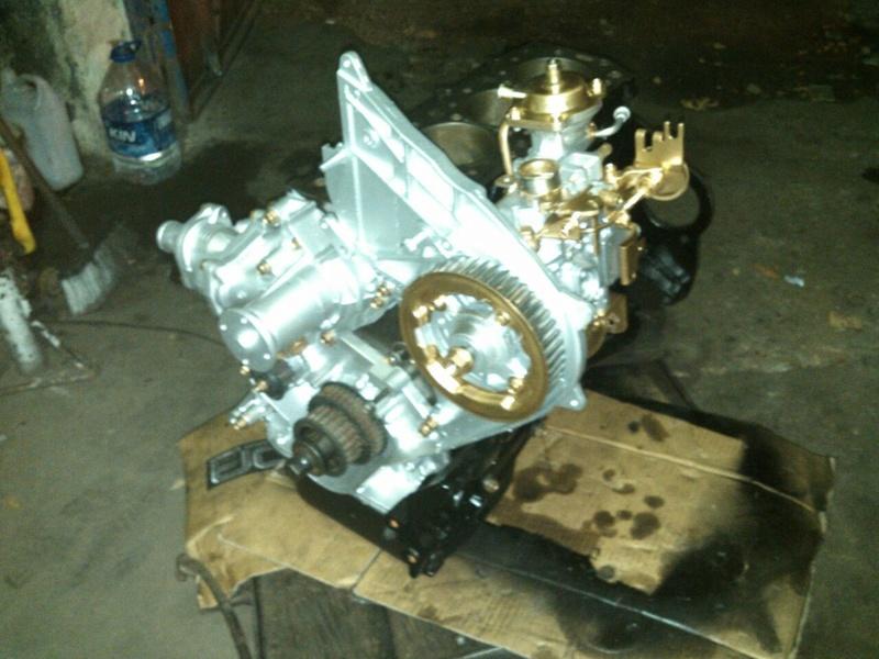 armando el motor de la mitsu Img-2038
