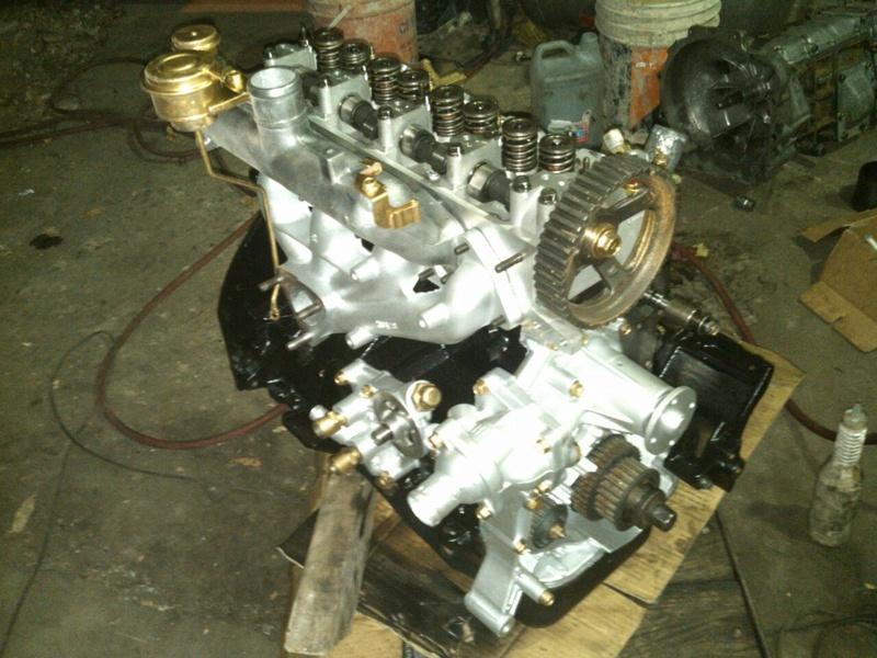 armando el motor de la mitsu Img-2039