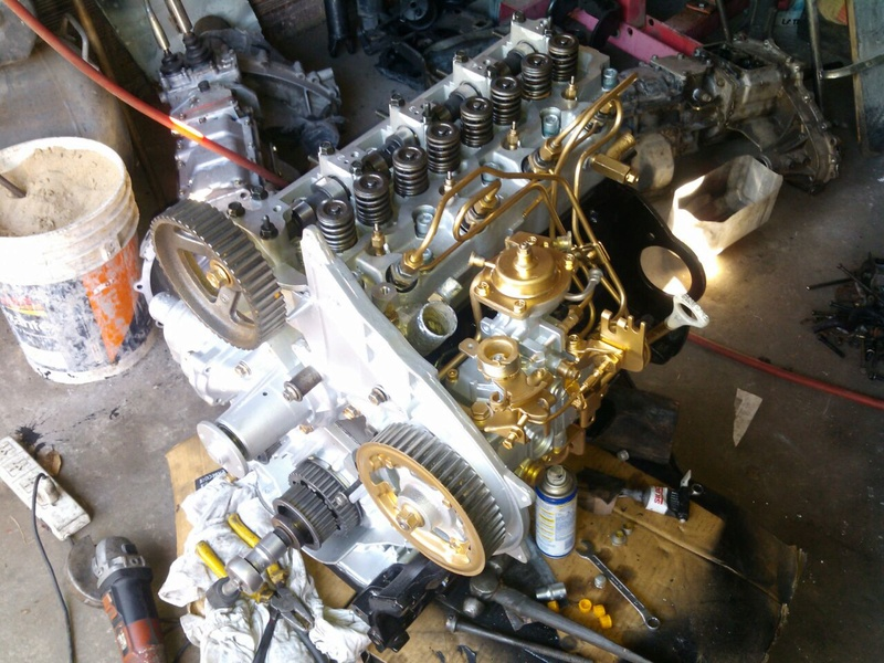 armando el motor de la mitsu Img-2040