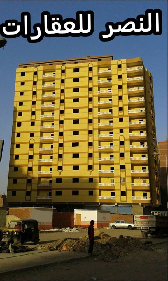 شقة للبيع بشارع ناصر الثورة 150م ب450الف 14089411