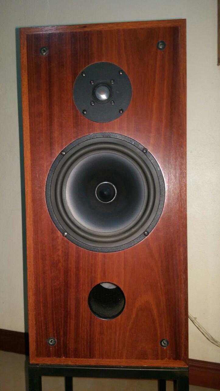 Musical Fidelity CD Player and Orpheus Speaker Orpheu13