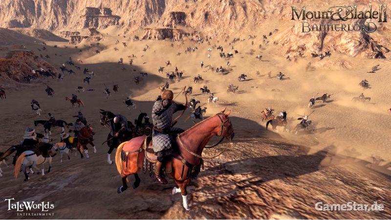 Toda la información sobre Mount & Blade 2: Bannerlord ¡Ya traducido! Battle10