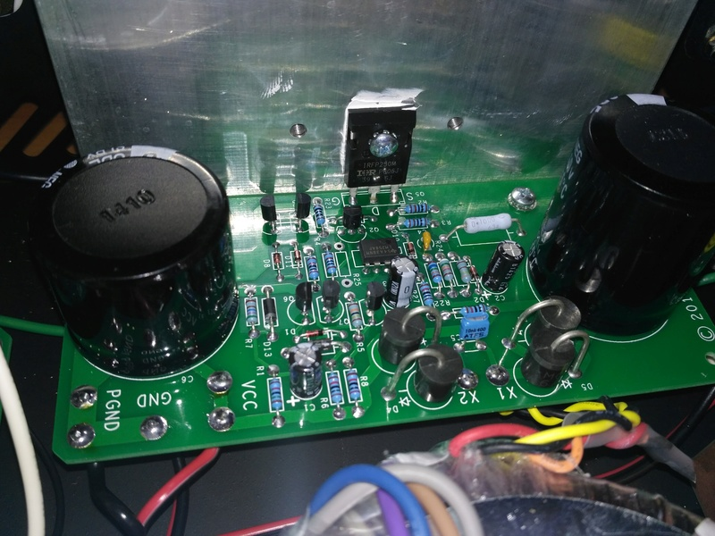 Proyecto de amplificador LM1875  Img_2010