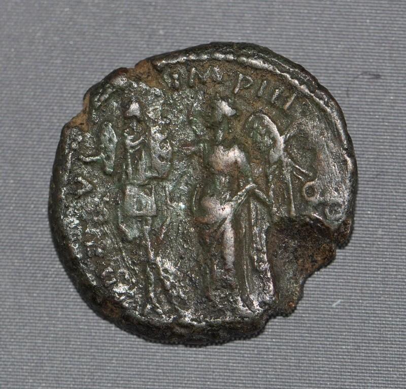 As de Lucius Verus (RIC III n°1448) ... Lucius11
