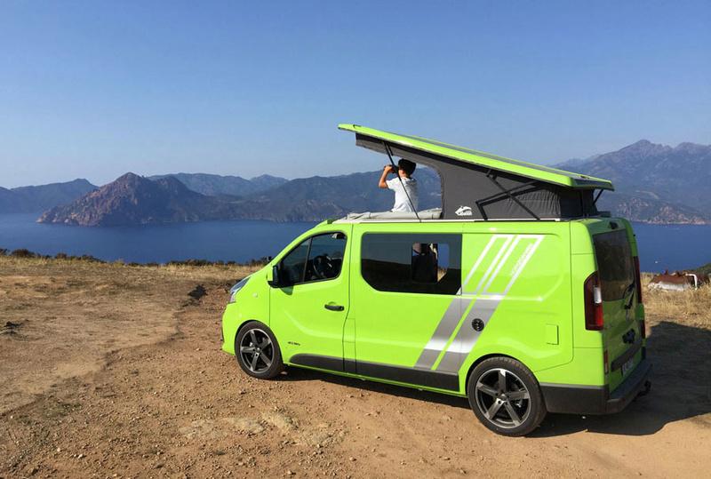 2014 [Renault/Opel/Fiat/Nissan] Trafic/Vivaro/Talento/NV300 - Page 16 Travai11