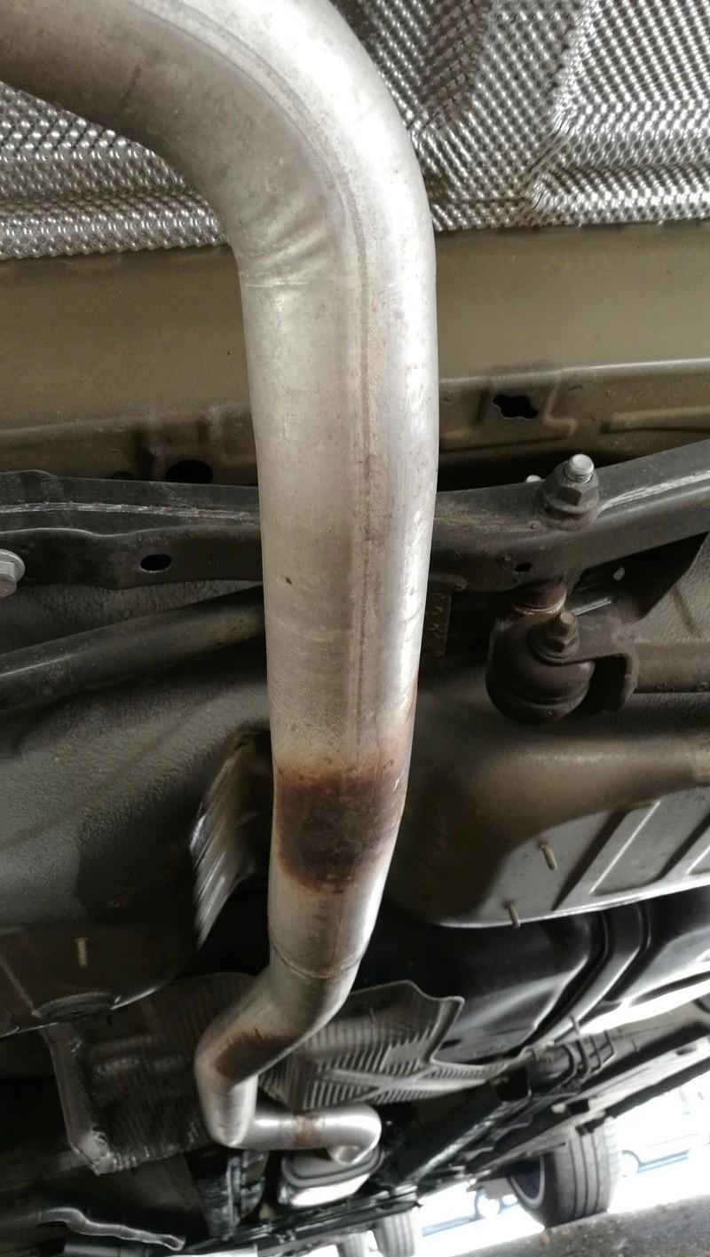 Tubo de escape - Manchas corrosion Img_2013